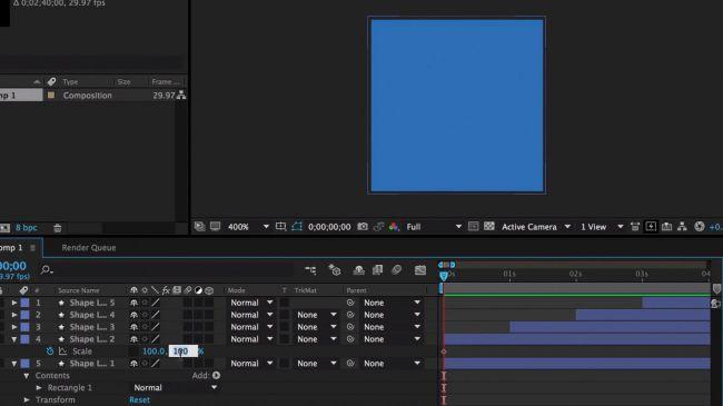 Diseña una Animación de Carga Personalizada en After Effects 11