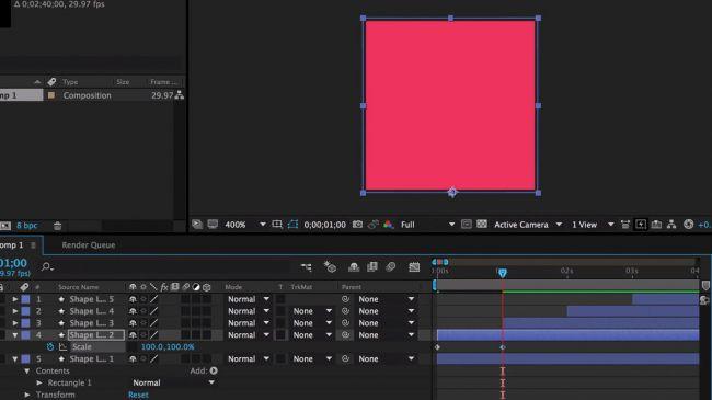 Diseña una Animación de Carga Personalizada en After Effects 12