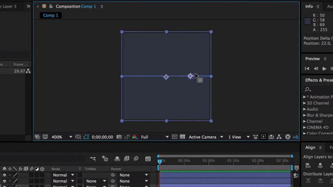 Diseña una Animación de Carga Personalizada en After Effects 7