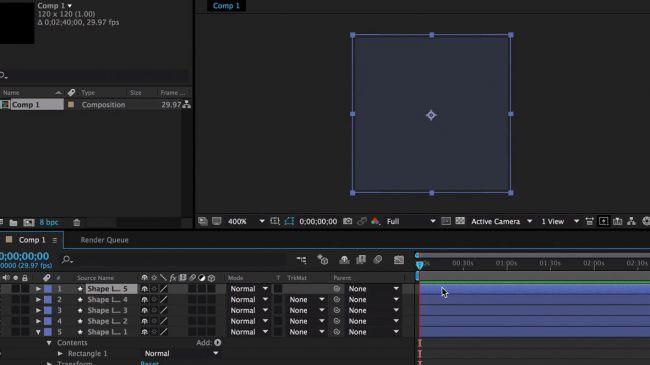 Diseña una Animación de Carga Personalizada en After Effects 6
