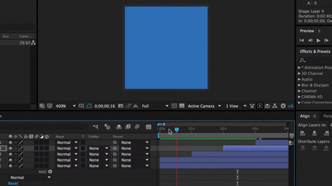 Diseña una Animación de Carga Personalizada en After Effects 10