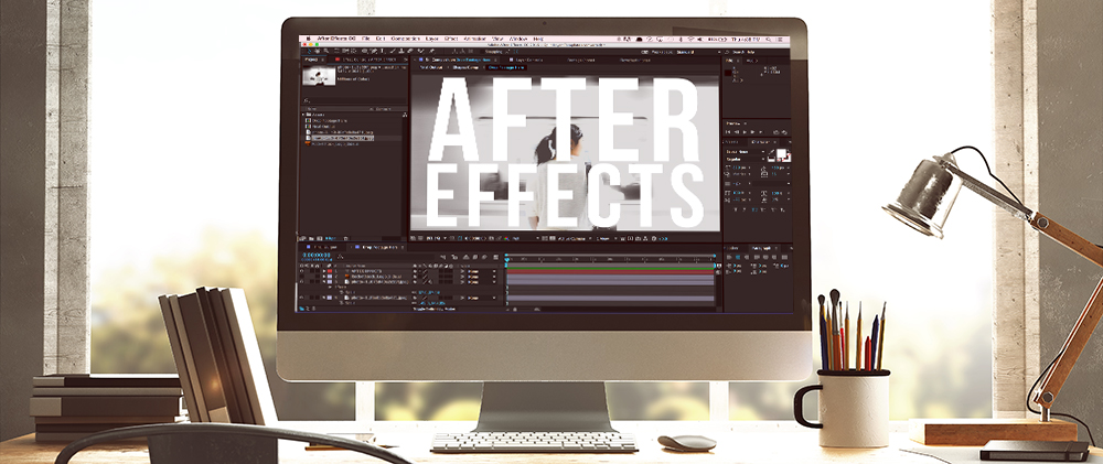 after effects plantillas - Pantalla de Computadora