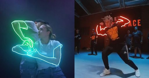 como crear el efecto glowing en after effects - koncepto 1