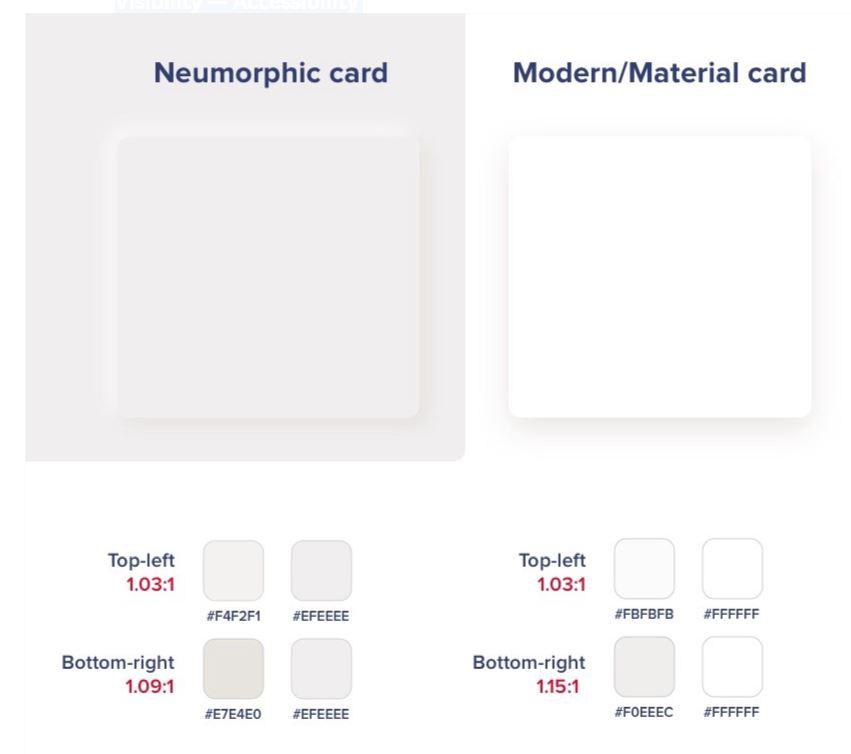 Neumorfismo en las Interfaces de Usuario - Tendencia de UX/UI para el 2020 14