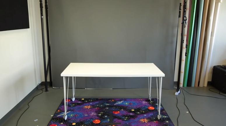 como hacer stop motion - Encuentra una mesa o superficie estable