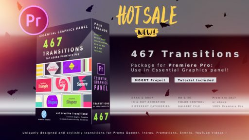 467 Transitions