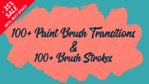 100+ Brush Transitions
