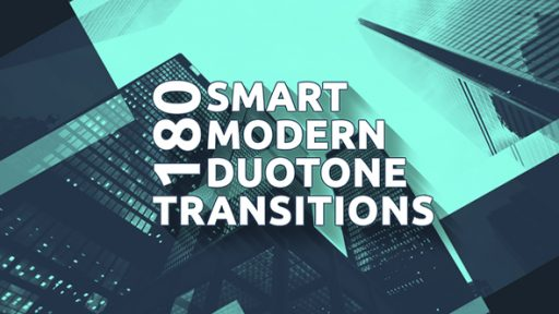 180 Smart Modern Duotone Transitions