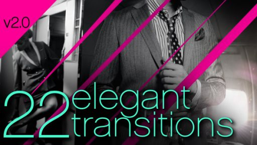 22 Elegant Transitions v2.0
