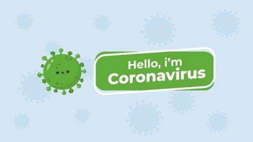 Coronavirus Opener.
