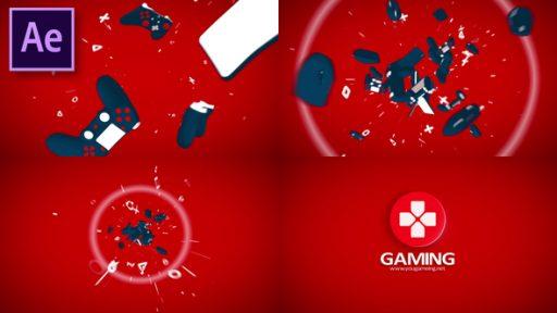 Game Intro Logo