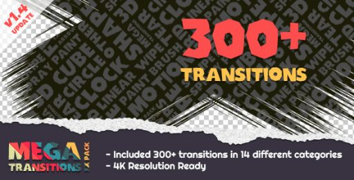 Mega Transitions FX Pack