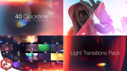 Transitions Light Leaks Pack