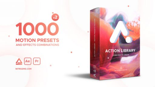 Action Library - Motion Presets Package