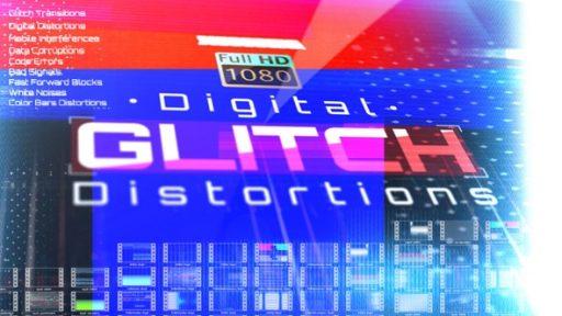 Digital Glitch Distortions