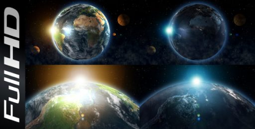 Earth Transition Day And Night
