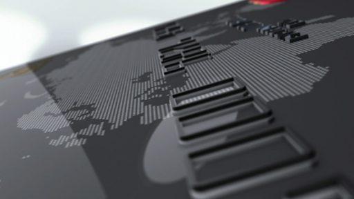 Element 3D Credit Card