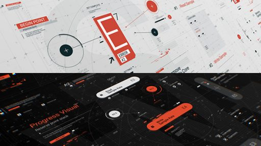 HUD Typo Graphics Pack