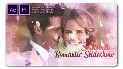 Sakura Wedding | Cinematic Slideshow
