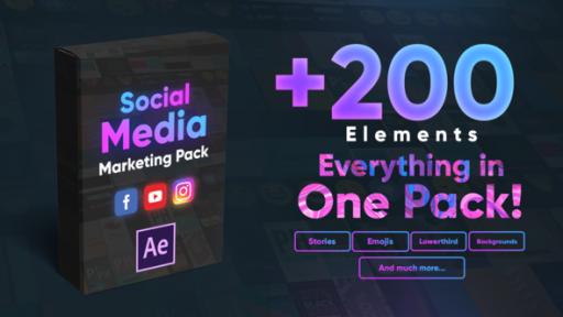 Social Media Marketing Pack