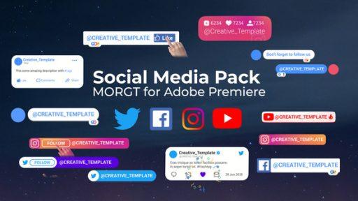 Social Media Pack MORGT