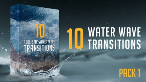 Water Wave Transitions Pack 1