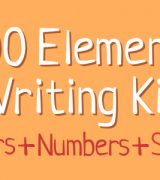 100 Elements Writing Kit