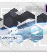 Hexa E Motion Digital Slideshow