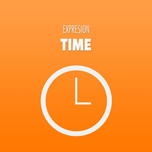 Guia de Expresiones After Effects: time 1