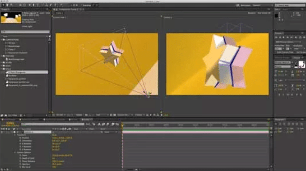 Como Usar After Effects - Trabajar en 3D
