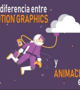 diferencia entre motion graphics y animacion