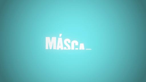 Como animar texto en after effects usando máscaras