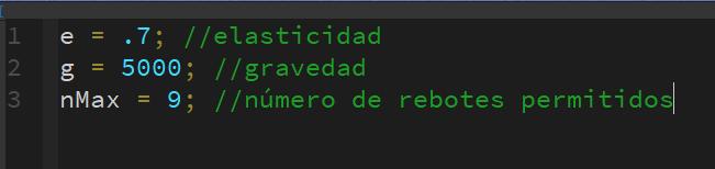 Expresión de Rebote 2